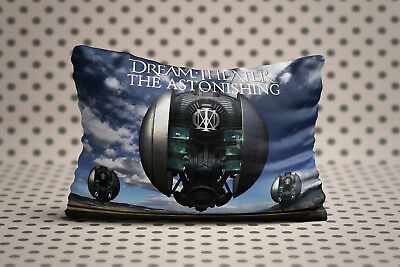 (New DREAM THEATER Awake Rock Band Zippered Pillow Cases 20x30)