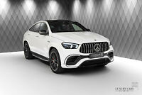 Mercedes-Benz GLE 63 AMG S Coupe 2021 WHITE/BROWN PANO HEADUP