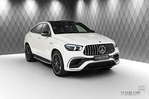 GLE 63 AMG S Coupe 2021 WHITE/BROWN PANO HEADUP