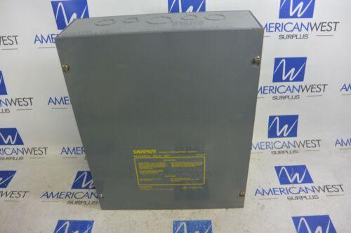 SAVERGY Energy Management System Mechanical Relay Unit SC112 0P80P