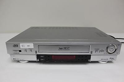 Recorders and players JVC HR-S9911U Super