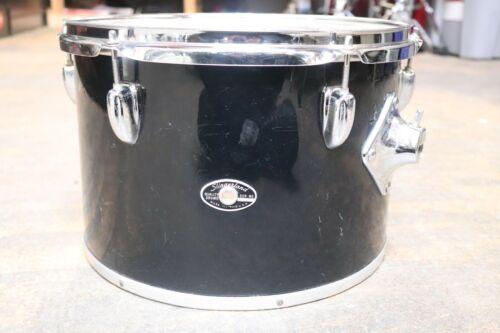 Slingerland 9x13 Concert Tom Drum Black Vintage 1970