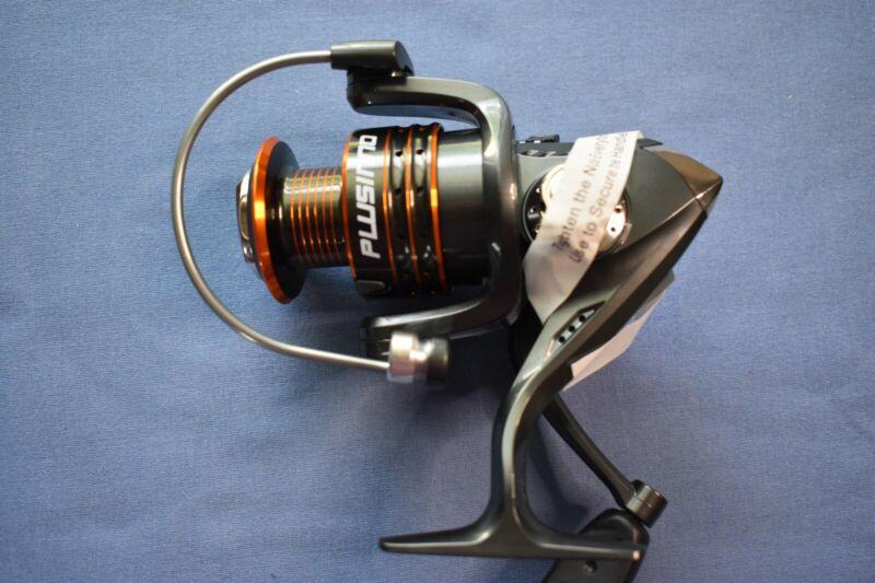 Plusinno telescopic fishing rod and reel combo