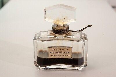 DEBUTANTE DE VERSAILLES Rare Vintage Perfume JEAN DESPREZ / BAL A VERSAILLES