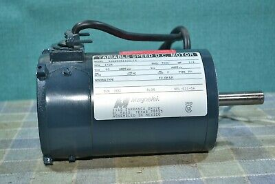 Magnetek Adjustable Speed Drive Motor 14 Hp 90v Dc 1725 Cw Rpm 7-22245200