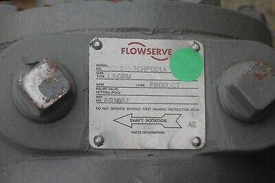 Pumps - Flowserve - Industrial Equipment