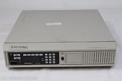 Astro Spectra Re-banded 800mhz 35watts Consolete 9600 Baud Model L04ujh9pw7an