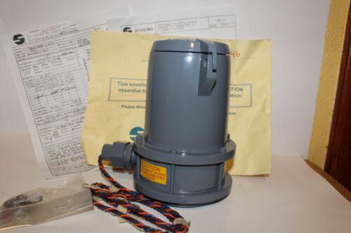 """NEW Sparling Instruments 16"""" Meter, 125438-2, FT193, 76946 Totalizer, Flowmeter"""