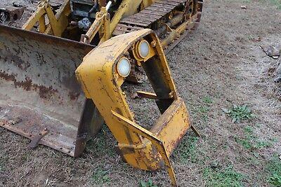 John Deere 1010 Crawler Dozer Tractor  Side Rub Rails  Farmerjohnsparts