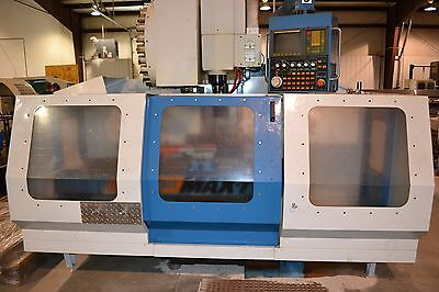 Supermax Max-1 Cnc Vertical Machining Center