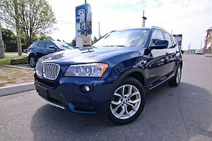 2013 BMW X3 4DR XDRIVE28I AWD