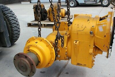 N.o.s. 35a10661 Minneapolis Moline Tug 2-speed Powershift Transdifferential