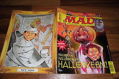 MAD 002 -- HALLOWEEN / Aragones zum Fürchten / Alles schön AL BUNDY /SPICE GIRLI