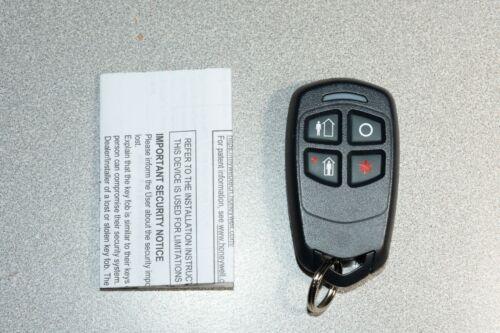 Honeywell's 5834-4 wireless key fob