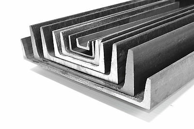 1 Piece - 8 X 60 11 Per Ft. Channel Iron Mild Steel A36 Ships Ups