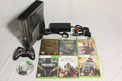 Xbox 360 S Slim Call of Duty Modern Warfare 3 Limited Edition Console Bundle MW3