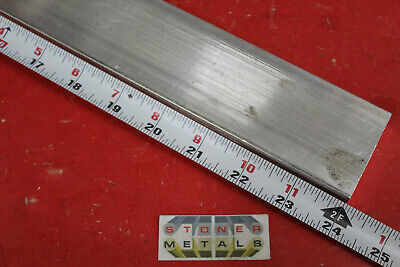 12x 2 Aluminum Flat Bar 24 Long 6061 T6511 .50x2 Solid Plate Mill Stock