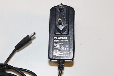 Chargeur Power Adaptor Traveler 5V 3A model:JTA0302F-E