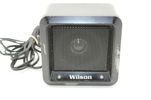 Wilson Antennas Extension Speaker Black