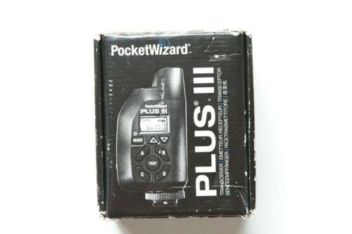 PocketWizard Plus III Transceiver Photography  Flash