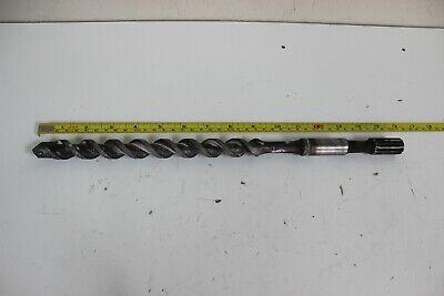 Rawl 1443 Spline Shank Single Tip Carbide Drill Bit 78 X 11 X 16 New