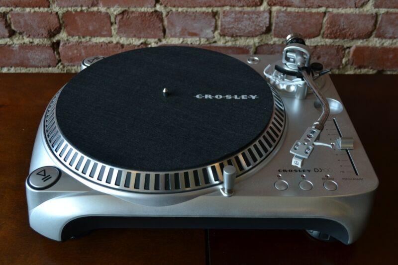 *NEW* Crosley DJ100A DJ Component Turntable *NEW*