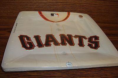 MLB * SAN FRANCISCO GIANTS Baseball Party 10 1/2