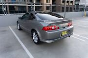 2006 Grey Honda Integra - Luxury, Leather Interior 5 SP Manual Dulwich Hill Marrickville Area Preview