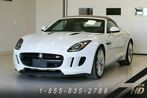 Jaguar F-Type 2014 + S + CABRIO + PERFORMANCE + GROUPE VISION +