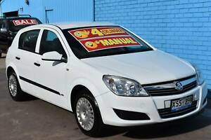 2008 Holden Astra AH CD Hatchback 5dr Man 5sp 1.8i Enfield Port Adelaide Area Preview
