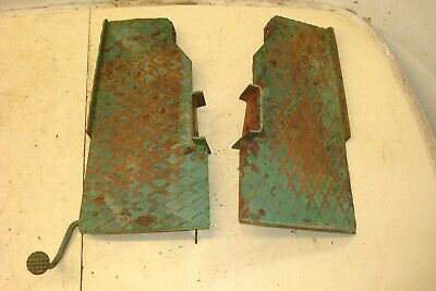 Oliver 1250 Gas Tractor Running Boards