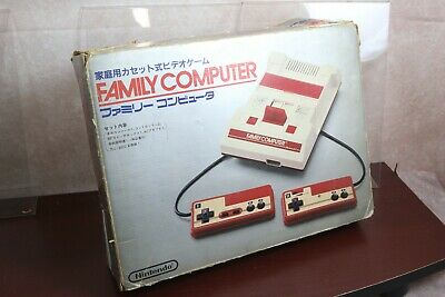 Nintendo Family Computer Famicom FC console v-good boxed Japan system US seller