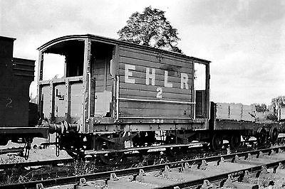Edge Hill Light Railway Set BW-1 of 11  6x4 ins Black+White Photo Prints