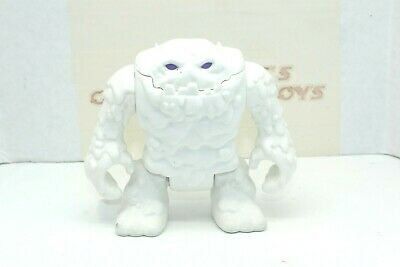Fisher-Price Imaginext DC Super Friends White Clayface Snowface