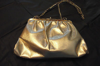 Vintage Gold Purse Era 1947 - 1964