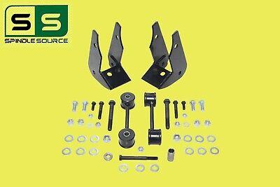 00-06 Chevy GMC SUV Suburban Tahoe Trailing Arm Relocation Kit