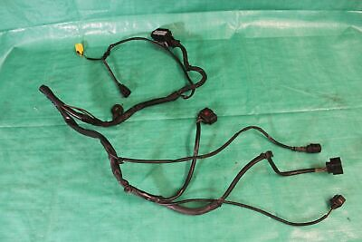 2005-2008 AUDI A6 S6 FRONT LEFT DRIVER HEADLIGHT WIRE WIRING HARNESS CONNECTOR