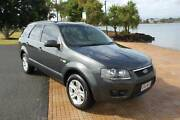 2010 Ford Territory SY MKII TS Wagon 7st 5dr Spts Auto 6sp AWD Merrimac Gold Coast City Preview