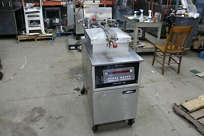 Henny Penny 500 Electric Pressure Fryer W Filter Computron 8000