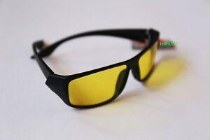 Anti Glare Reflective Glasses Computer Gaming Reduces Eye Strain UV Matt Black