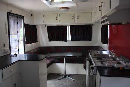 Jayco 17ft Caravan Toolooa Gladstone City Preview