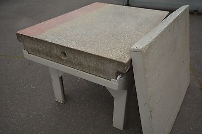 Granite Surface Plate 4 X 3 Ft. X 6 Inches Inv.37203