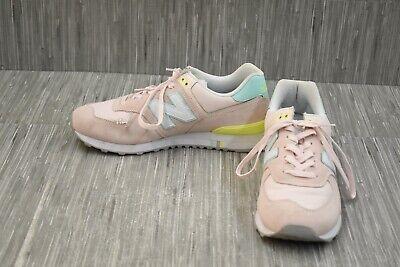 New Balance 574 Classics WL574NSC Athletic Shoe - Women's Size 12B -DAMAGED