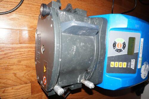 WATSON MARLOW 720S  DIGITAL PERISTALTIC PUMP DRIVE prep preparative 720 S IP 66