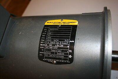 New Baldor 3 Phase 5 Hp Electric Motor 690 Volt Spec. 36a003t926 2850 Rpm