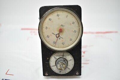 Trav-a-dial .001 Travel Dial Readout W Base