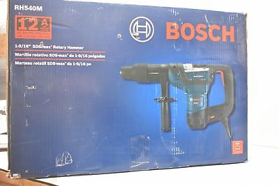 Bosch 12 Amp Corded 1-916 In. Sds-max Variable Speed Combination Rotary Hammer