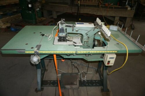 Multi Needle Sewing Machine Kansai Special DFB-1012P