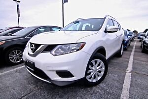 2014 Nissan Rogue S, Rearview Camera, Bluetooth, Heated side mir