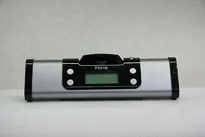 iHome iP16 Portable Speaker System - iPod/iPhone Docking Station  Black Portable Docking Station Speaker